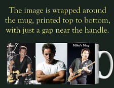 Bruce Springsteen - Personalised Mug / Cup