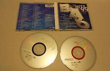 2 CD Bravo The Hits 1999 99 40.Tracks Dune Loona Sasha Die Toten Hosen MR Oizo