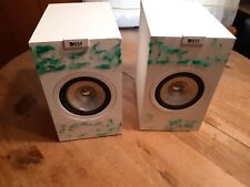 KEF Q150 Bookshelf Speaker Pair White
