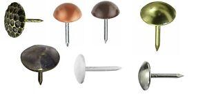 Polsternägel Ziernägel Polster nägel Zierzwecken 6,5 8,0 oder 15 mm (46)