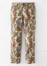 NWT Mini Boden Boys Camo Camouflage  Pants Size 4 4Y