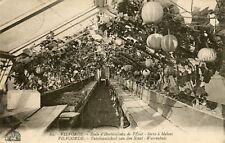 Belgium Vilvorde Vilvoorde - Agriculture School Orangery old postcard