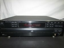 New listing Kenwood Dp-R4450 Multiple Cd Player 5 Compact Disc Player Parts/Repair (Cl)