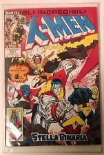 Gli Incredibili X Men n.    1 - Edizioni Star Comics (Wolverine)