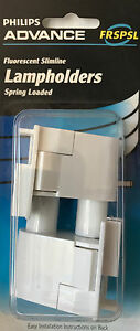 Philips Advance FRSPSL Fluorescent Slimline Lampholders - NEW