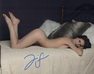 Jessi Fierce autographed 8x10 Photo COA