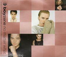 BOYZONE - NO MATTER WHAT (3 track CD single)..