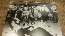 "* MUHAMMAD ALI * signed 16X20 photo with ""The Beatles"" Steiner COA"