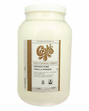 Cook's Organic Pure Bourbon Vanilla Powder, 5 lb.