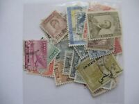 IRAQ, SELECTION OF 45 DIFFERENT STAMPS, TOP QUALITY