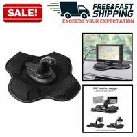 Car GPS Dashboard Friction Mount for Garmin Nuvi Bean Bag Dash Holder Stand Ball