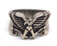 Ring Silber 925 mit Adler, 13,16 g