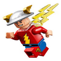 LEGO Minifigure DC CMF 71026 - The Flash - Brand new - Sealed Bag