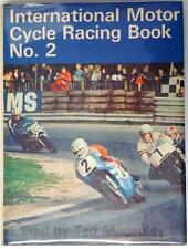 INTERNATIONAL MOTOR CYCLE RACING BOOK NO. 2  MACAULEY MOTORCYCLE BIOGRAPHY BOOK