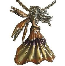 Enchanted Moon Fairy necklace ~ Jessica Galbreth