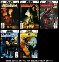 Crime Bible: The Five Lessons 1 2 3 4 5 Complete Set Run Lot 1-5 VF