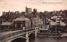 Br33933 Windsor Castle from the bridge england