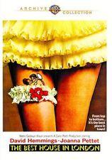 THE BEST HOUSE IN LONDON (1969 David Hemmings) - Region Free DVD - Sealed