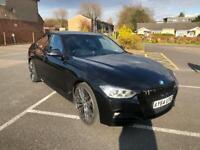 2014 BMW 3 SERIES 3.0 330D M SPORT AUTO XDRIVE (S/S) 4DR SALOON DIESEL AUTOMATIC