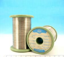 100ft 30m NICHROME Nikrothal 41AWG 0.06mm 384 Ω/m 117 Ω/ft Resistance WIRE 0,06