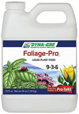 Dyna Gro Foliage Pro 8 oz - tropical liquid plant food nutrient bloom grow