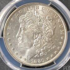 1880-O $1 Morgan Silver Dollar PCGS UNC Details    33316882