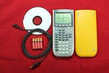 New TI-84 Plus Silver Edition Graphing Calculator Texas Instruments TI84 SE