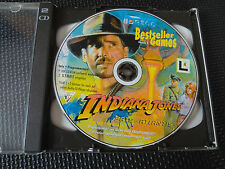 Indiana Jones and the Fate of Atlantis PC spiel CD Klassiker