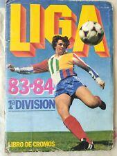 Álbum Este Liga 83/84 1°División
