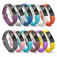 Secure Strap for Fitbit Alta & Fitbit Ace Band Wristband Buckle Bracelet Tracker