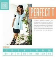 Lularoe Perfect T, Size 2XL - Many prints and colors