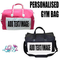 PERSONALISED Gym bag | Workout bag | Fitness | Sport bag | Fathers Day