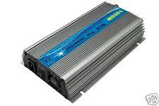 Pure Sine Wave Inverter 1000W 20-45V Grid Tie 24V/30V/36V 60cells/72cells 220vac