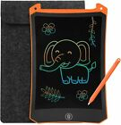 Drawing Tablet LCD Writing Tablet Colorful With Protect Bag Kids Pad 8.5 Inch