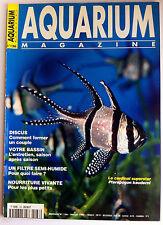 Aquarium Magazine n°136 - Couple Discus/ Entretien bassin/ nourriture vivante