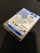 "WD Blue 1TB Mobile Hard Disk Drive - 5400 RPM SATA 6 Gb/s 9.5 MM 2.5"" - WD10JPVX"