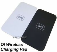 QI Wireless Charger Charging Pad iPhone Galaxy S3 S4 S5 S6 S7 Note 2 3 UK Seller