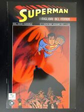 SUPERMAN I MIGLIORI DEL MONDO 1 ED. PLAY PRESS - EDICOLA