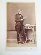 Antique CDV Photograph John Ford