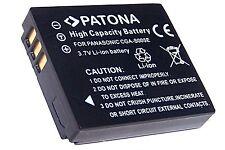 Akku / Ersatzakku / Batterie / ACCU für Panasonic Lumix DMC-LX1EG-K / CGA-S005E