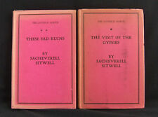 Sacheverell Sitwell  The Gothick North Vol.1-2 1st UK Edt  H/C D/J 1929