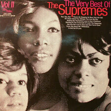 "THE SUPREMES the MOLTO BEST OF VOL. II TAMALA MOTOWN STM12005 -12""LP [k78]"
