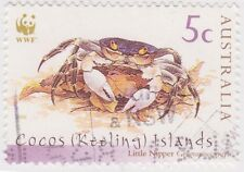(CK111) 2000 Cocos 5c little Nipper Crab ow389