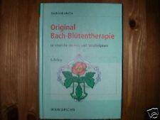 ORIGINAL BACH BLÜTENTHERAPIE LEHRBUCH ARZT BACHBLÜTEN MECHTHILD SCHEFFER BUCH