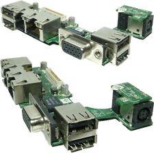 Dell Inspiron E1405 E 1405 USB MODEM Ethenet VGA DC JACK PORT SOCKET BOARD