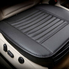 Black Breathable Bamboo Charcoal Car Seat Cushion Cover Full Surround Seat Pad
