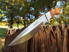 BULLSON MESSER JAGDMESSER KNIFE HUNTING COUTEAN CUCHILLO COLTELLO BUSCHMESSER