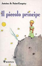 IL PICCOLO PRINCIPE - ILLUSTRAZIONI DELL'AUTORE - ANTOINE DE SAINT-EXUPÉRY
