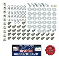 HOLDEN EJ EH FRONT GUARDS BOLT  MOUNTING KIT  RARE SPARES BRISBANE SOUTH