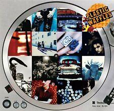 "U2 Achtung Baby Slipmat Bono The Edge Turntable 12"" Record Player DJ Audiophile"